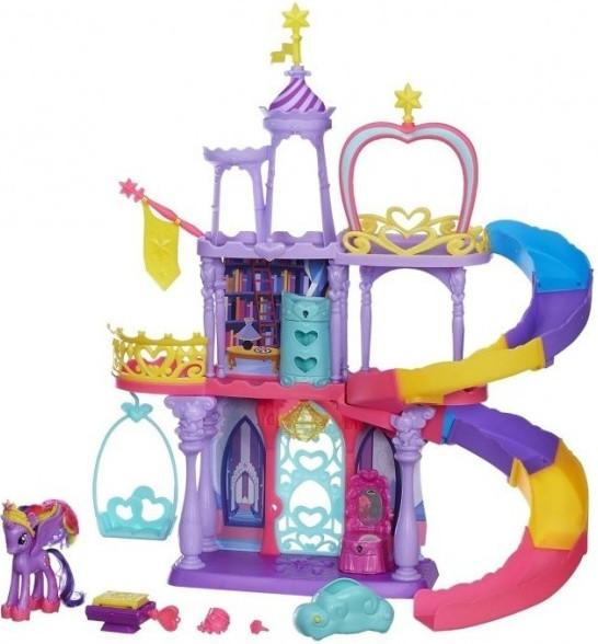 Hasbro My Little Pony palác princezny Twilight Sparkle