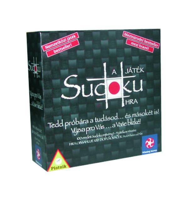 Sudoku WM Piatnik