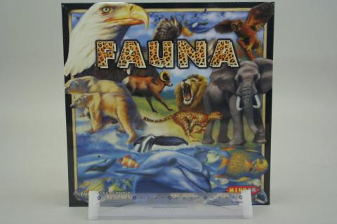 Fauna - znalostní hra