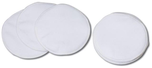 Absorpční vložky do podprsenky pratelné Farlin 6 ks
