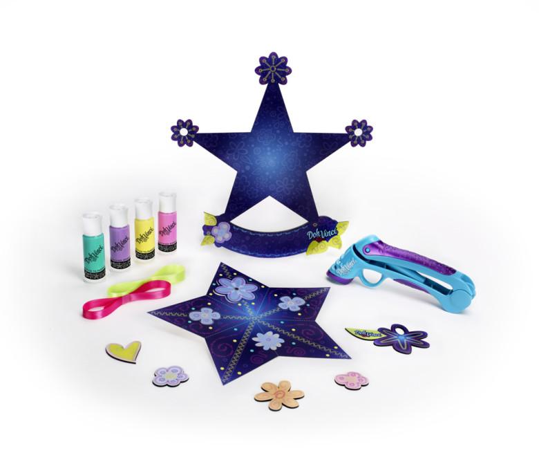 Play-Doh dohvinci dekorace k zavěšení
