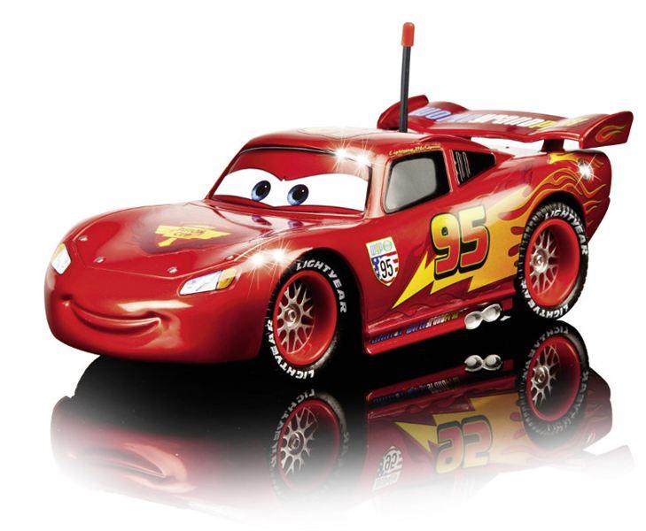 RC Cars Blesk McQueen Metallic 1:24