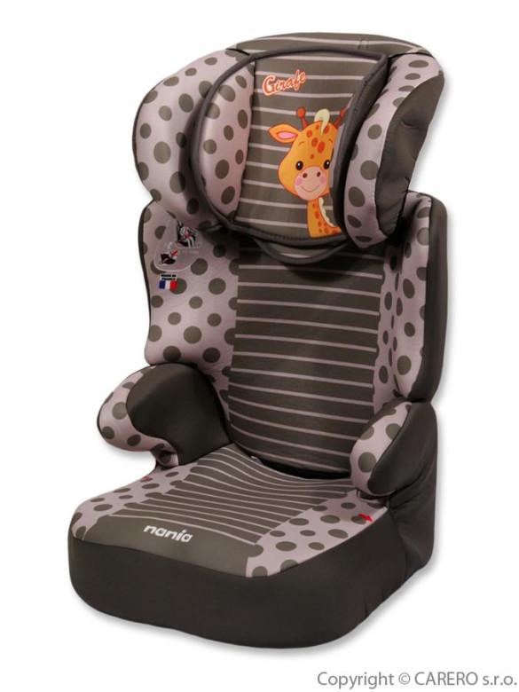 Autosedačka Nania Befix Sp 2014 - Girafe 15 - 36 kg