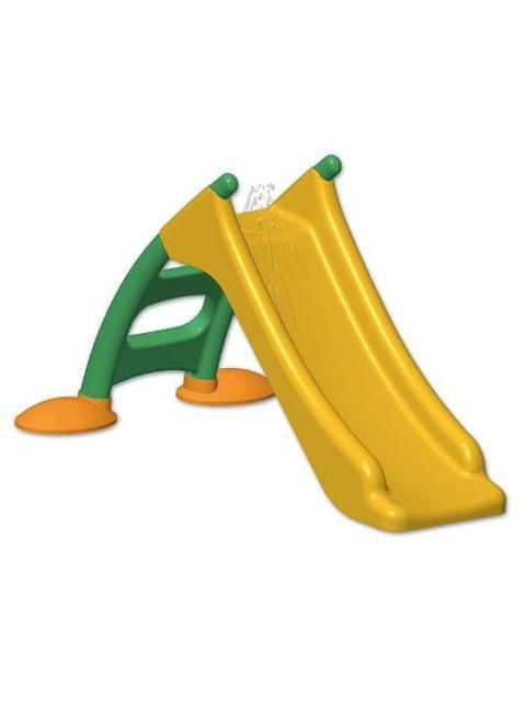 Dětská skluzavka žlutá
