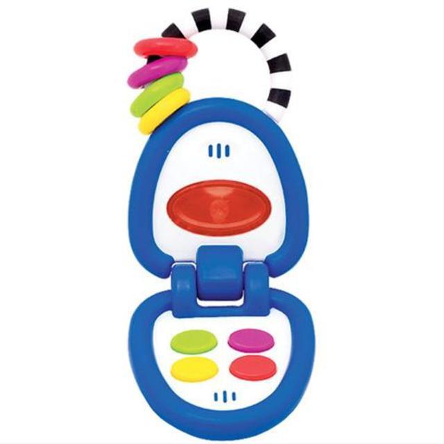 Můj první mobil II.