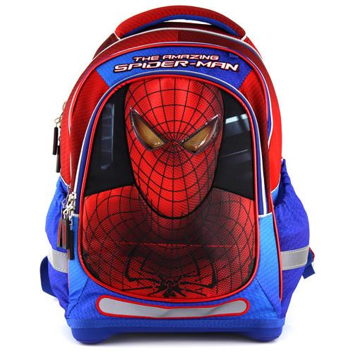 9edd5551579 Školní batoh Spiderman - 3D nášivka