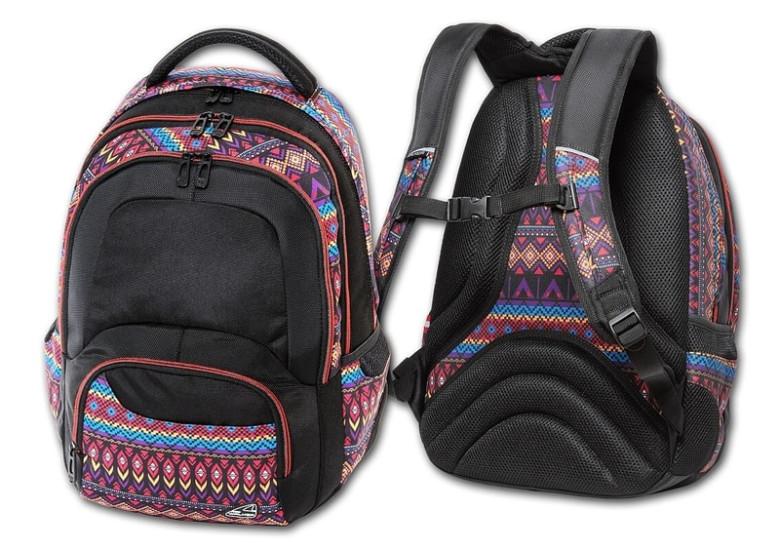 Studentský batoh Switch Indian Walker