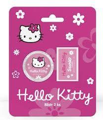 Guma a ořezávátko Hello Kitty