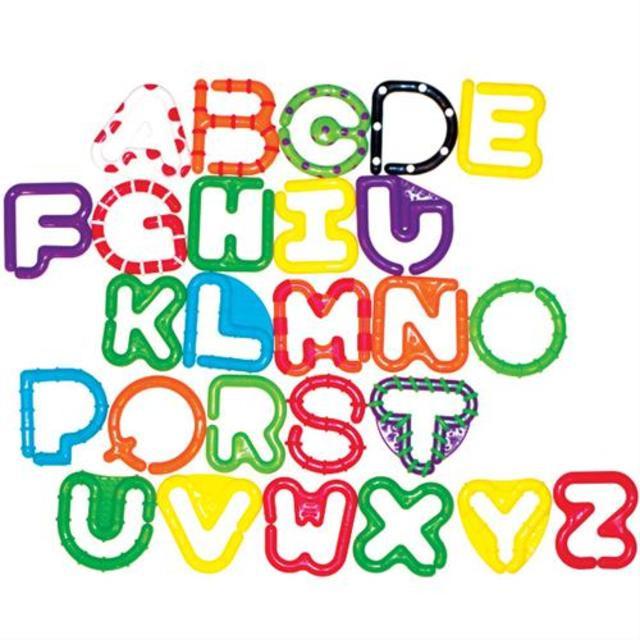 Spojovací písmena A - Z, 0 m +