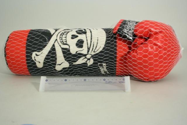 Boxovací pytel s rukavicemi 40 cm