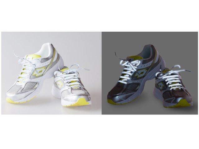 Reflexní tkaničky do bot délka 120 cm