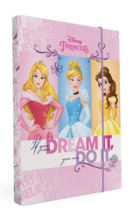 Desky na sešity Heftbox A4 Princess