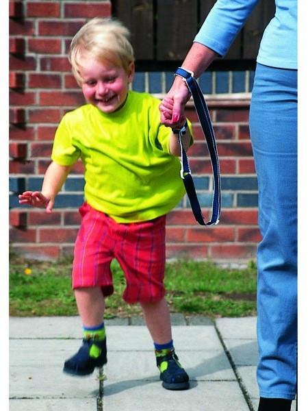 Bezpečnostní vodítko na ruku Clippasafe pro dítě