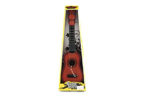 Kytara s trsátkem plast 40cm