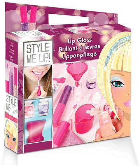 Style Me Up! Lesk na rty - Do It Yourself nezobra