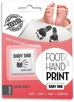 Barva na dětské otisky Baby Dab