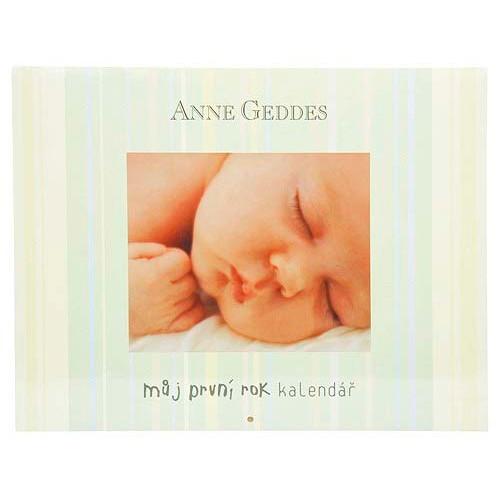 Můj První Rok kalendář Anne Geddes