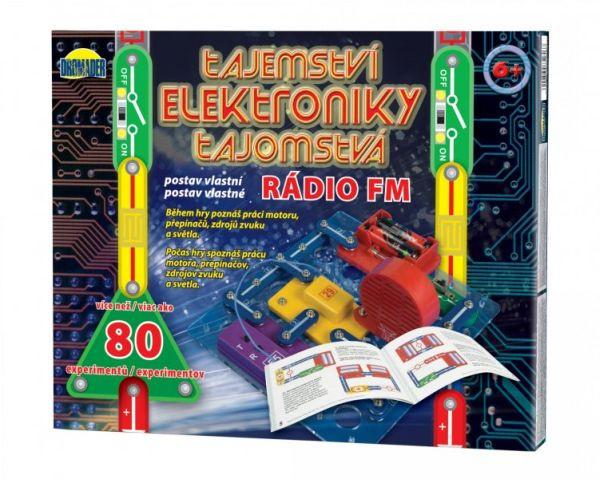 Tajemství elektroniky - 80 projektů a FM rádio nezobra
