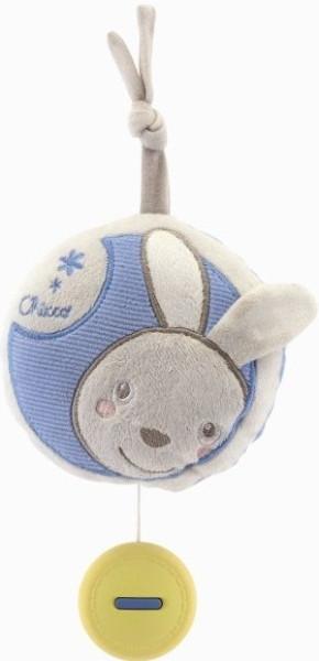 Chicco Soft Color králíček hrající nezobra