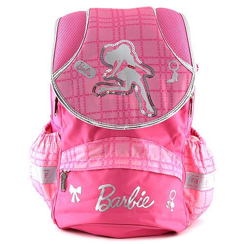 Školní batoh Barbie - Stříbrná silueta