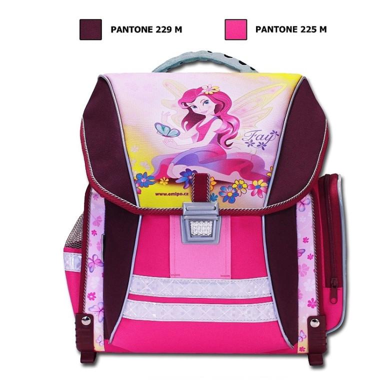 Školní batoh Fay Emipo