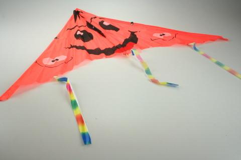 Drak létací úsměv nylon 100 x 75 cm
