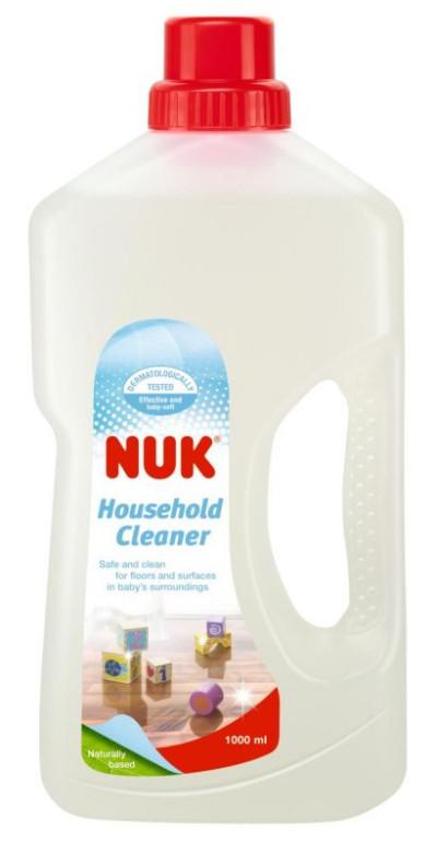 Mycí prostředek na veškeré povrchy v domácnosti 1l NUK nezobra