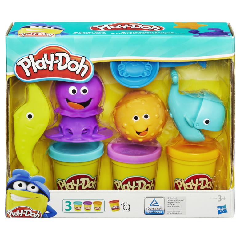 Play Doh Ocean Nejbaby Cz