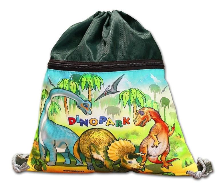 Školní sáček Dinopark Emipo