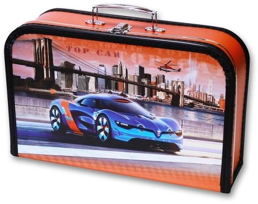 Kufřík 35 cm Top Car Emipo