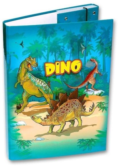 Desky na sešity Heftbox A4 Dino Emipo