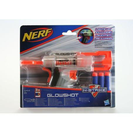 Hasbro Nerf strike Svítící pistole