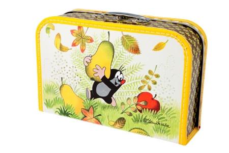 Kufřík Krtek a hruška 35 cm