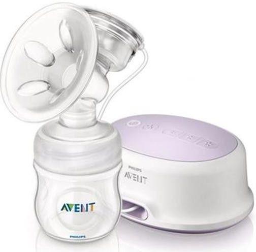 Avent - Philips odsávačka mateřského mléka Natural ELEKTRONICKÁ