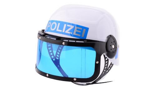 Policejní přilba nezobra