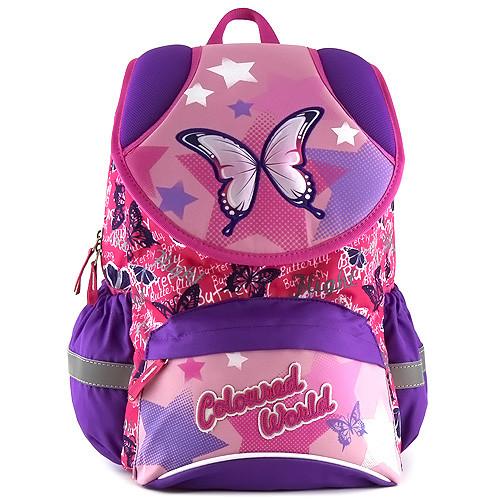Školní batoh Target Coloured World