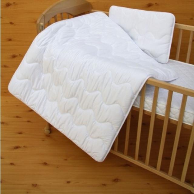 Výplň do soupravy peřinka + polštářek bavlna satin 120x90, 60x40