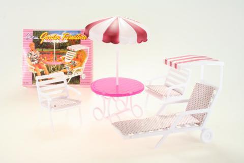 Glorie Zahradní nábytek pro panenky
