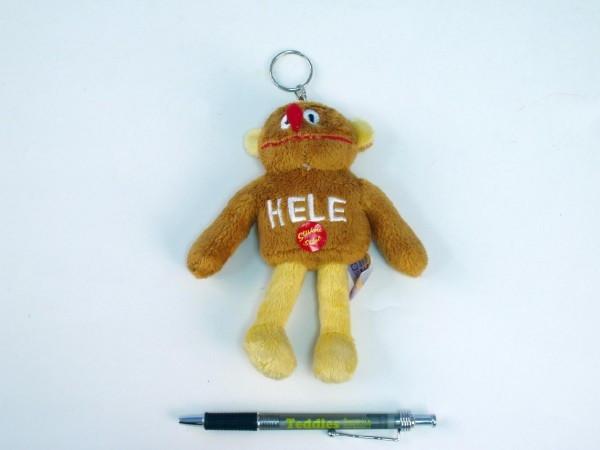 Přívěšek na klíče Hele plyš česky mluvící 16cm