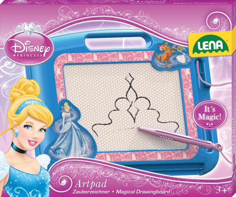 Magnetická tabulka Princezny nezobra