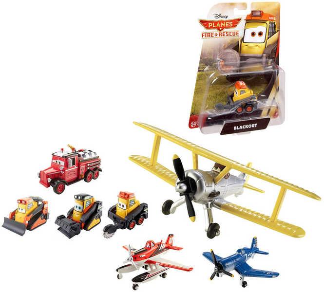 Planes Letadla hasiči a záchranáři