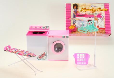 Glorie Prádelní sada pro panenky nezobra