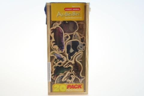 Magnety Afrika 20ks
