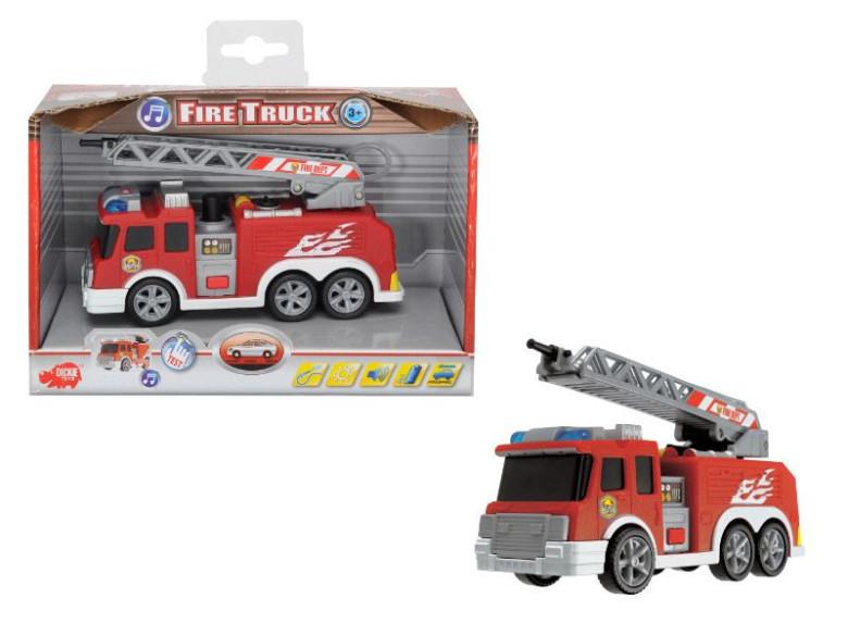 DICKIE Požární auto HASIČSKÉ 15 cm