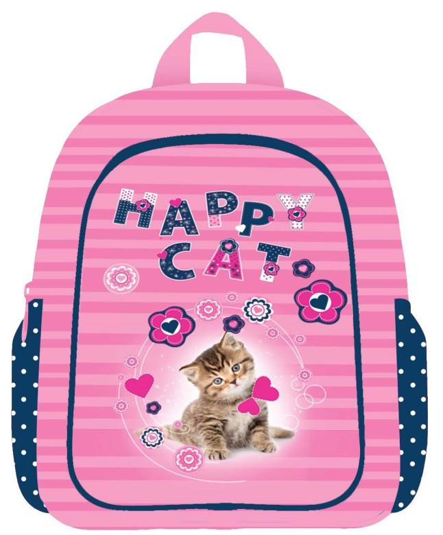 Batoh dětský předškolní Kočky