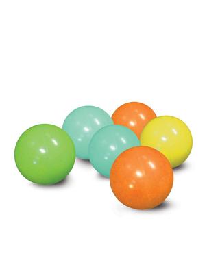 Míčky různobarevné Ludi 75 ks