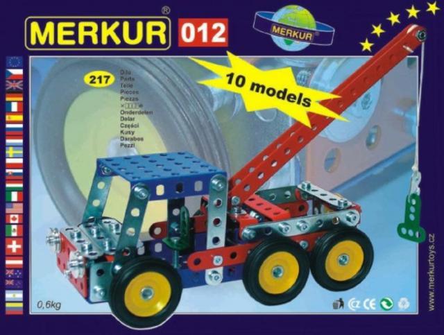 Merkur M 012 Odtahové vozidlo 217 d