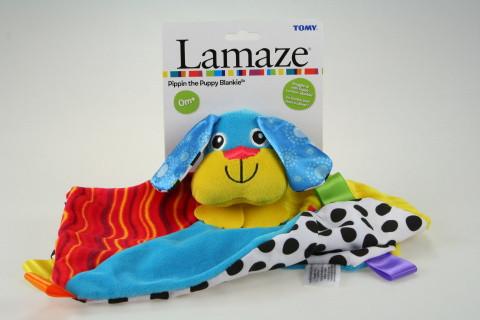 Mazlící dečka pejsek - Lamaze