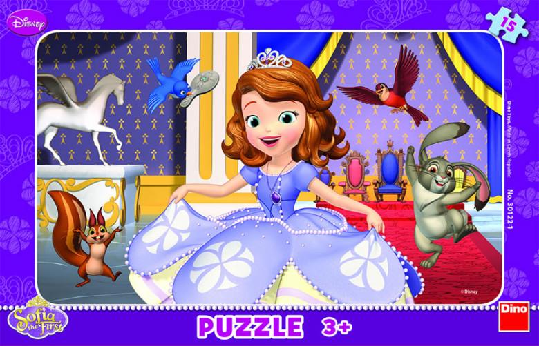 Puzzle deskové Princezna Sofie