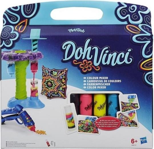 Play-Doh Dohvinci set Mixér